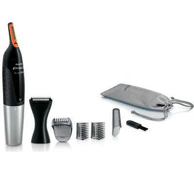 Philips Norelco NT5175 Lithium Nose, Ear and Eyebrow Hair Trimmer
