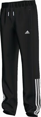 adidas Kinder Trainingshose Essentials Mid 3S Sweat Pant CH schwarz