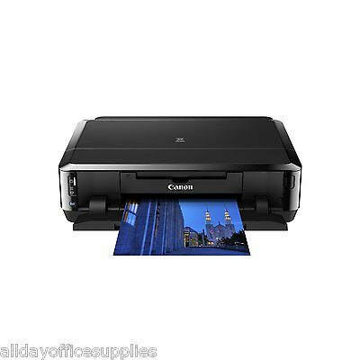 Canon Pixma iP7250 Colour Inkjet Photo Printer, Wi-Fi Photolab Usb & Inks inc