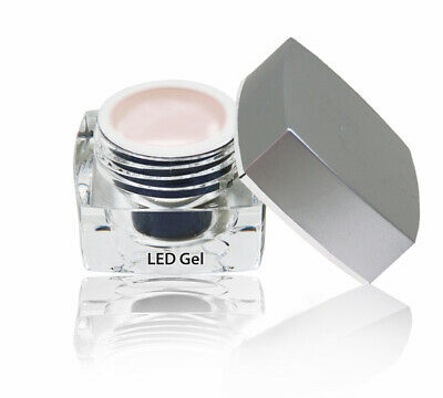 Led Haftgel 30Ml Klar Nail Design Nagel Studio