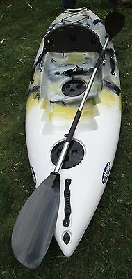 Sit on top Purity beginners entry level Kayak  Hi Marine new 2 hatch bk/yel/whit