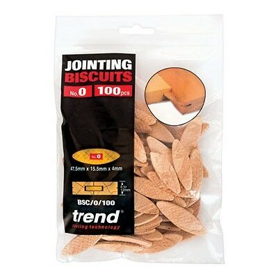 TREND BSC/0/100 Biscuits Size 0 (Box of 100)