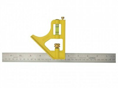 12in Stanley Tools Combination Metal Square 300mm STA246222