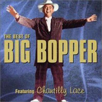 The Big Bopper - The Best Of NEW CD