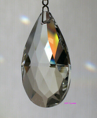 Suncatcher Hanging Crystal Feng Shui Rainbow Prism (full lead) 50mm Large