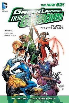 Green Lantern: New Guardians Vol. 1: the Ring Bearer (the New 52) by Tony...