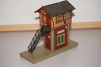 HO SCALE VOLLMER 5731 ELEVATED SIGNAL BOX/TOWER