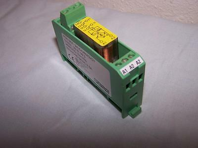 Phoenix Contact 2981363 Psr-Scf-24Uc/urm/2X21 Safety Relay New