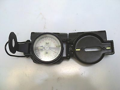 lot 20 VIETNAM WAR VTG 1971 US MILITARY ARMY Magnetic Lensatic COMPASS 1:50000
