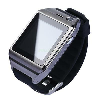 "1.5"" LCD Smart Bluetooth Wrist Watch Mobile Phone GSM Camera MP3/4 SIM TF Slot"