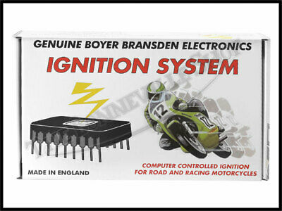 Boyer Electronic Ignition For All Norton Atlas And Commando Twins