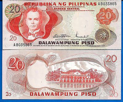 P 154  Uncirculated Banknotes 10   PISO PHILIPPINES
