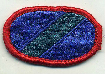 US 82nd Airborne Div 3rd BCT Spec Trps Bn Oval Patch