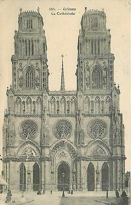 45 Orleans Cathedrale 1819