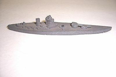 VINTAGE MECCANO DINKY TOY WWII HMS NELSON WARSHIP MADE IN ENGLAND