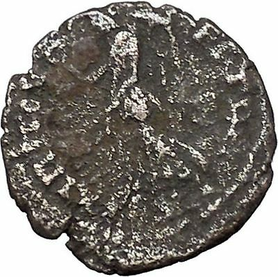 COMMODUS Marcus Aurelius son Phlippopolis Ancient Roman Coin Nike Victory i47539