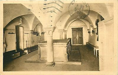 50 Mortain Abbaye Blanche Sacristie Ancienne Salle Capitulaire