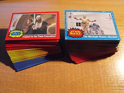 Star Wars Héritage Base Complet / de Base Lot de 120 Cartes