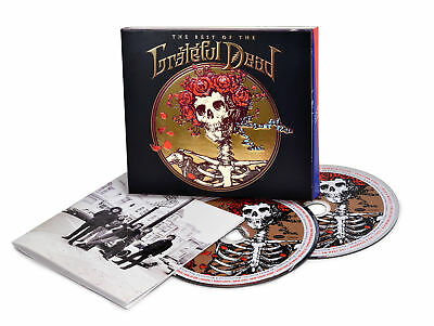 The Grateful Dead - The Best Of (NEW 2 x CD)