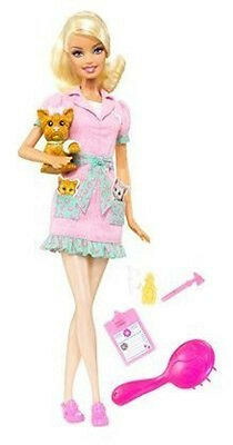 Barbie I Can Be A Pet Vet - New in Box Mattel 2009 NRFB