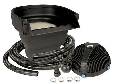 Aquascape UltraKlean 1000 Filtration Kit-Waterfall, Free Pond Light Kit !!