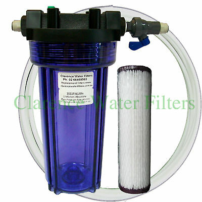 Keg to Keg Beer Filter 1 micron Absolute Rated Filter
