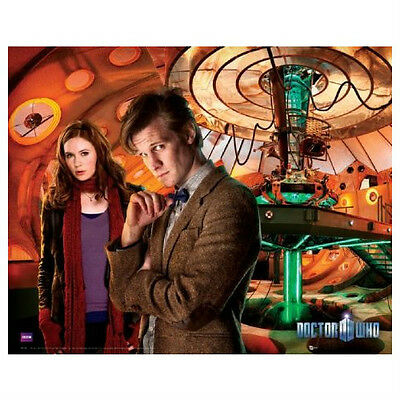 Dr Who The Doctor Amy Tardis Official Poster Mini BBC