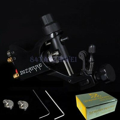 Pro 2 Mixed Black Dragonfly Motor Rotary Tattoo Machine For Liner Shader