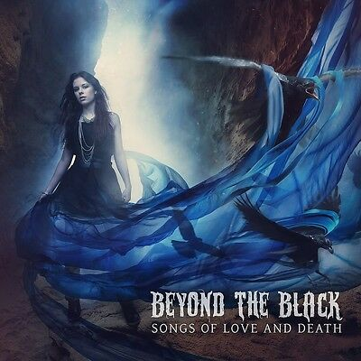 Beyond The Black - Songs Of Love And Death  Cd Neuf