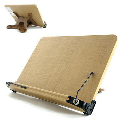 Size-S Bookstands Portable Reading Book Stand Document Notebook Holder Bookstand