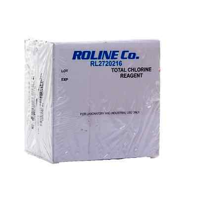 25 Sachets of Total Chlorine Reagent for Milwaukee MW11