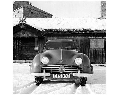 1947 Saab 92 Prototype Factory Photo ca2046