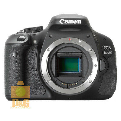 NEW BOXED CANON EOS KISS X5 600D T3i DIGITAL CAMERA BODY ONLY