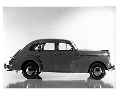 1939 Opel Kapitan Factory Photo ca2084