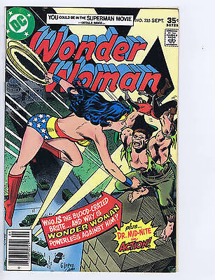 Wonder Woman #235 DC 1977
