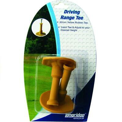 Longridge Golf Adjustable Range Tees