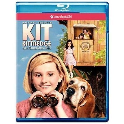 Kit Kittredge: An American Girl [Blu-ray] DVD, Zach Mills, Max Thieriot, Willow