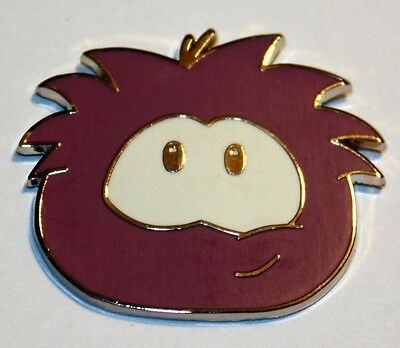 Club Penguin - Puffles - Purple