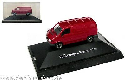 VW Bus T4 - Wiking Set 1:87 - Der Transporter - limitierte Sonderedition - NEU