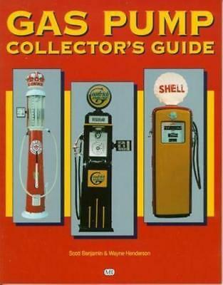 "GAS PUMP COLLECTOR'S GUIDE rarity ratings & price range GULF ESSO SHELL ""NEW"""