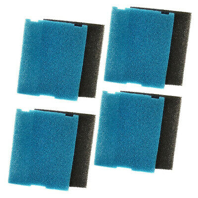 5x HQRP Coarse and Flat Box Filter Pads for Tetra 26598 26593 19015 Replacement