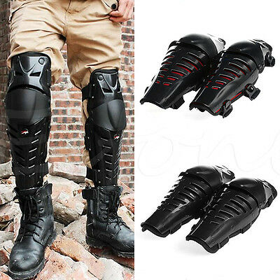 New Motorcycle Racing Motocross Protective Gear Knee Guards Pads Protector