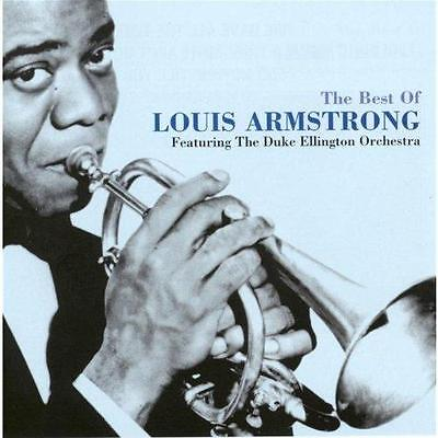 Louis Armstrong - The Best Of Louis Armstrong (NEW CD)