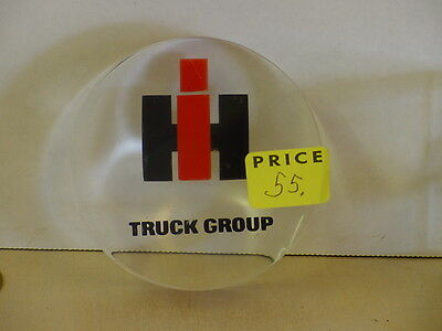 International Harvester Truck Group, Acryic Paper Weight