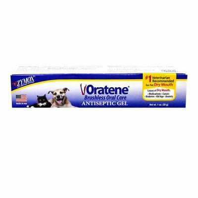 Oratene Antiseptic Oral Gel 1 oz