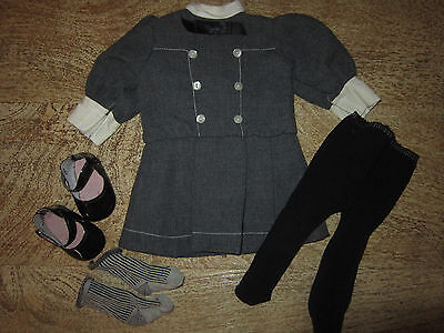 Pleasant Co American Girl Samantha's Retired 1991 Buster Brown School Dress Plus