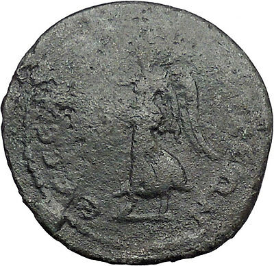 Julia Domna Thessalonica in Macedonia  Ancient Roman Coin Nike Victory  i48541