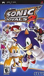 Sonic Rivals 2 - Sony PSP by