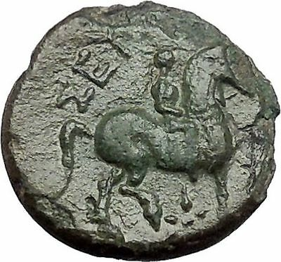 SEUTHES III Odrysian King of Thrace Authentic Ancient RARE Greek Coin i48637