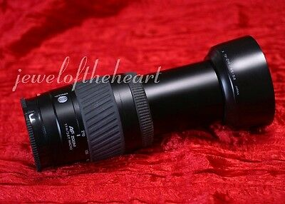 EXC Minolta 70-210mm Macro Zoom Lens for Sony A33 A35 A55 A230 A330 A390 A580 +